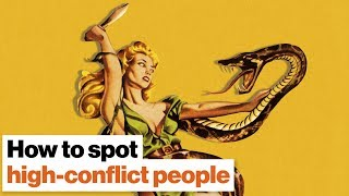 Vubble | How to avoid being the target of high-conflict people